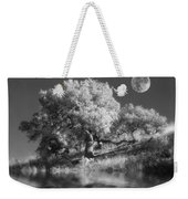 Dancing With The Moon Weekender Tote Bag