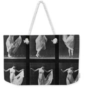 Dancing Woman Weekender Tote Bag