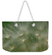 Dandelion Dew Two Weekender Tote Bag