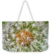 Dandelion Explosion Weekender Tote Bag