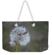 Dandelion Frost Weekender Tote Bag