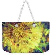 Dandelion Harvest Weekender Tote Bag