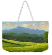 Dandelion Meadows Weekender Tote Bag