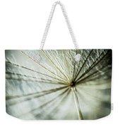 Dandelion Petals Weekender Tote Bag