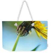 Dandelion Reaching High Weekender Tote Bag