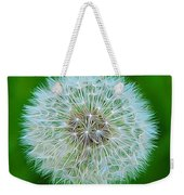 Dandelion Seed Head Expressionist Effect Weekender Tote Bag