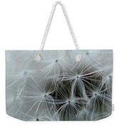 Dandelion Seeds Close-up Weekender Tote Bag