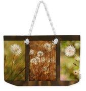 Dandelion Series Weekender Tote Bag