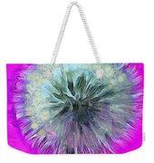 Dandelion Spirit Weekender Tote Bag