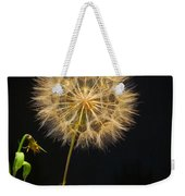 Dandelion Thirty Nine Weekender Tote Bag