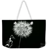 Dandelion Thirty Six Weekender Tote Bag