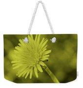 Dandelion Tint Weekender Tote Bag