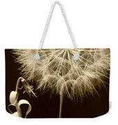 Dandelion Twenty Eight Weekender Tote Bag