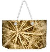 Dandelion Twenty Three Weekender Tote Bag