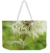 Dandelion Wish 7 Weekender Tote Bag