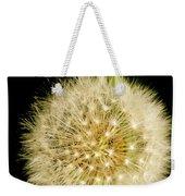 Dandelion's Seed Head. Weekender Tote Bag