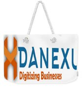 Danexu Technologies Logo Weekender Tote Bag