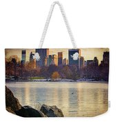 Danger - Thin Ice Weekender Tote Bag