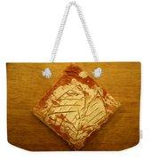 Danger - Tile Weekender Tote Bag