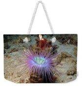 Dangerous Underwater Flower Weekender Tote Bag