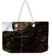 Dangling Dinner Weekender Tote Bag