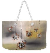 Dangling Participles Weekender Tote Bag