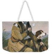 Daniel Boone (1734-1820) Weekender Tote Bag