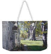 Daniel's House In Bloomington Mn Weekender Tote Bag