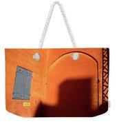 Danish Orange And Shadows  Copenhagen Denmark Weekender Tote Bag