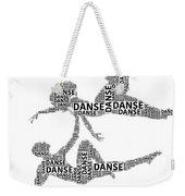 Danse Weekender Tote Bag