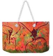 Dansing Ant's Weekender Tote Bag