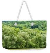 Danube Green Weekender Tote Bag