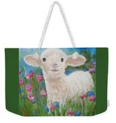 Flying Lamb Productions     Daphne Star In The Tall Grass Weekender Tote Bag