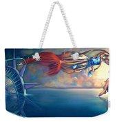 Daphnis And Chloe Weekender Tote Bag