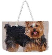 Dapper Dog Weekender Tote Bag