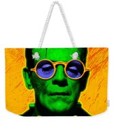 Dapper Monster Weekender Tote Bag