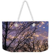 Dappled Sunset-1547 Weekender Tote Bag