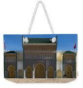 Dar-el-makhzen The Royal Palace Weekender Tote Bag