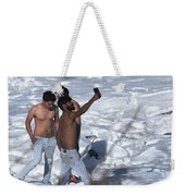 Dare To Bare Weekender Tote Bag