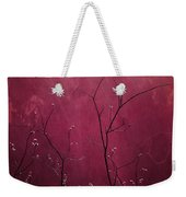 Daring Pink Weekender Tote Bag