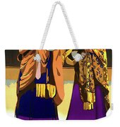 Darjeeling, Lama Dance Musicians, India Weekender Tote Bag