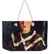 Dark Bridget Lavelle 1928 Weekender Tote Bag