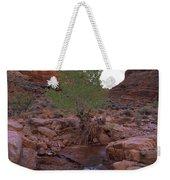 Dark Canyon Creek Weekender Tote Bag