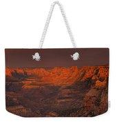 Dark Canyon Wilderness Weekender Tote Bag