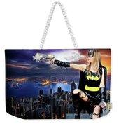 Dark City Of The Bat Weekender Tote Bag