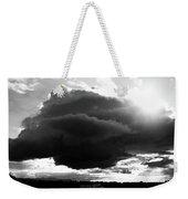 Dark Cloud Weekender Tote Bag