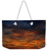 Dark Clouds Weekender Tote Bag by Michal Boubin