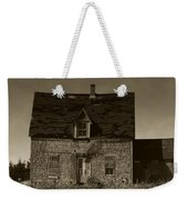Dark Day On Lonely Street Weekender Tote Bag