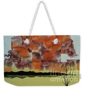 Dark Mist Arising Weekender Tote Bag