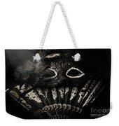Dark Night Carnival Affair Weekender Tote Bag